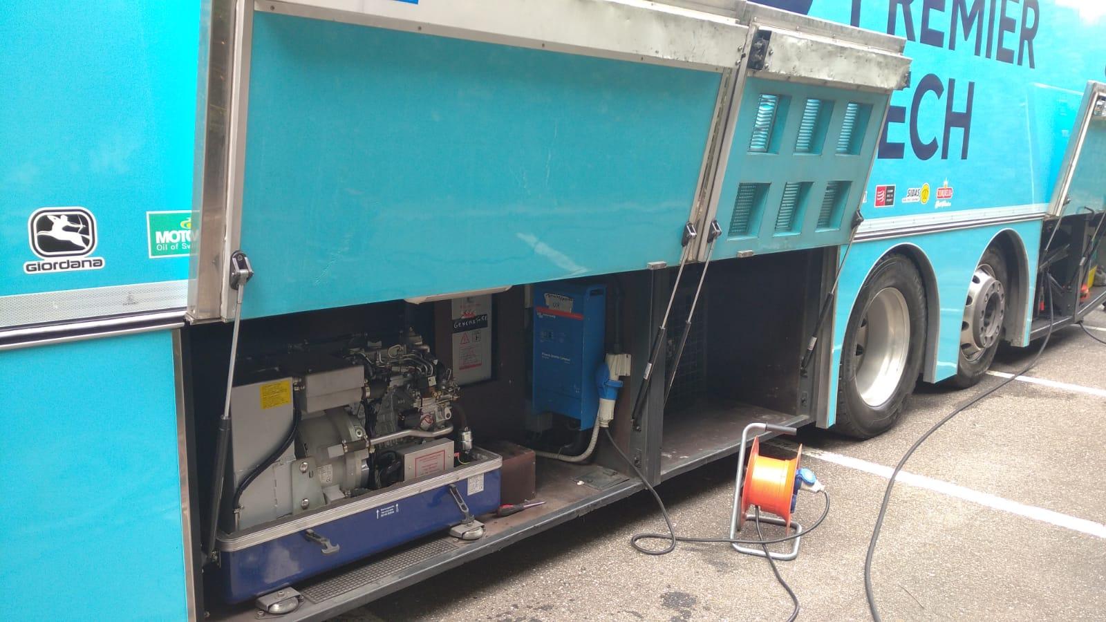 Generatori veicolari