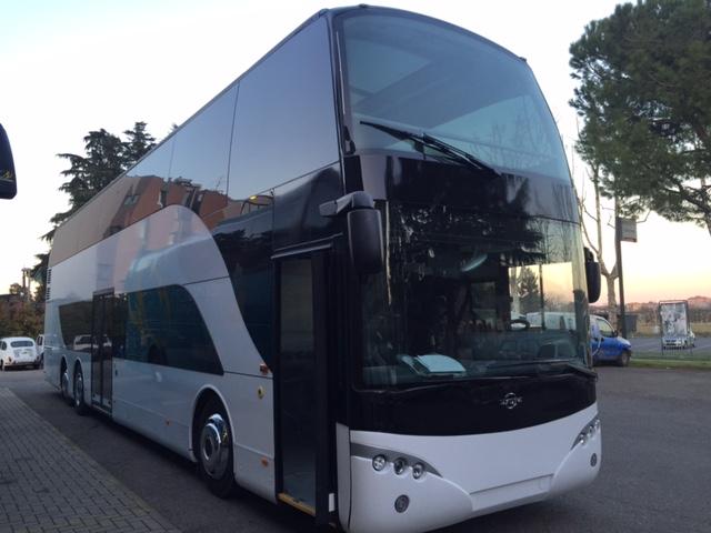 Tresca Transformer – Bus ristorante Astana