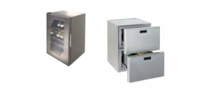 Mobili frigoriferi serie MS